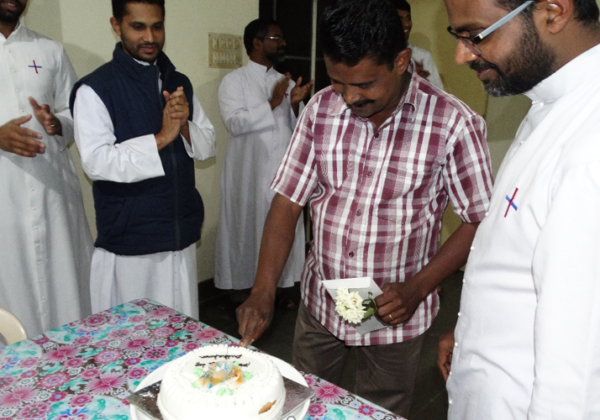 Birthday of Mr. Sudhkaran