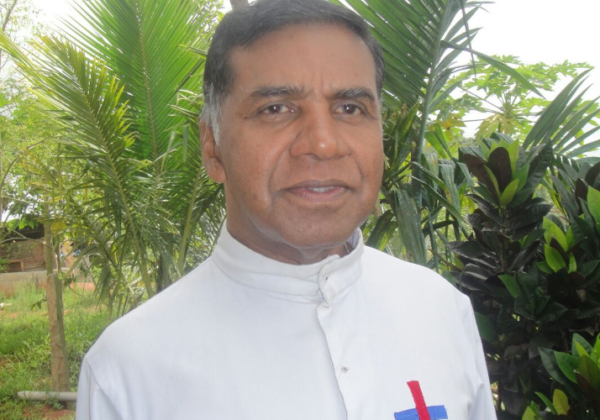 Farewell to Fr. Mathew Maniamkerry