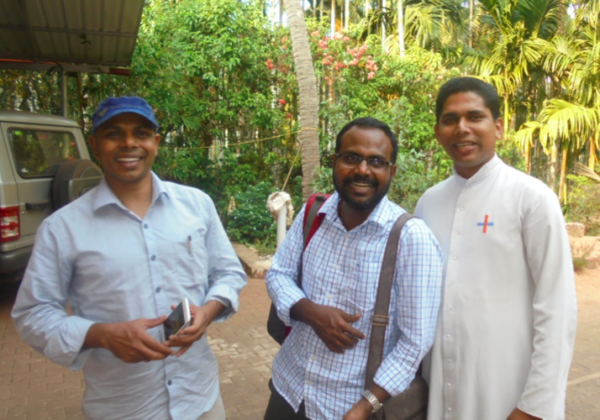 VISITS OF OUR FRIARS