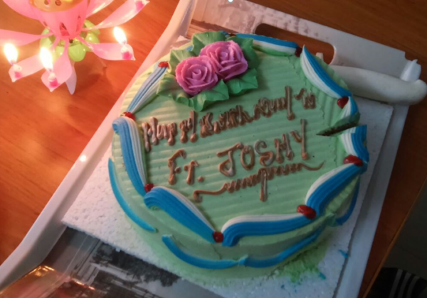 Birthday of Fr. Joshi Antony