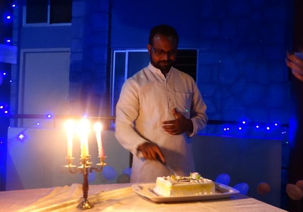 Birthday of Fr. Xavier