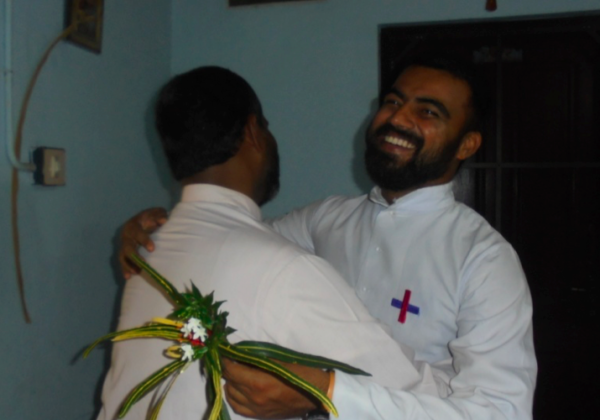 Ordination Anniversary of Fr. Meby