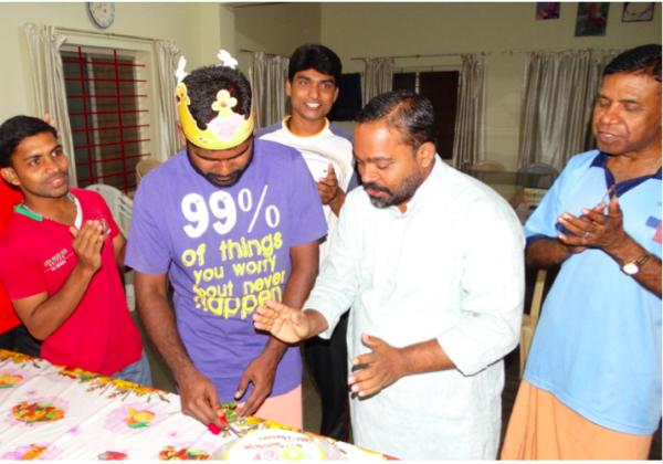Happy Birthday to Bro. Prakash!
