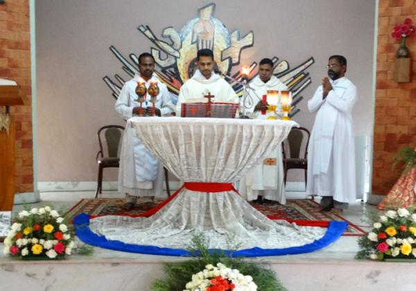 Solemnity of Holy Trinity
