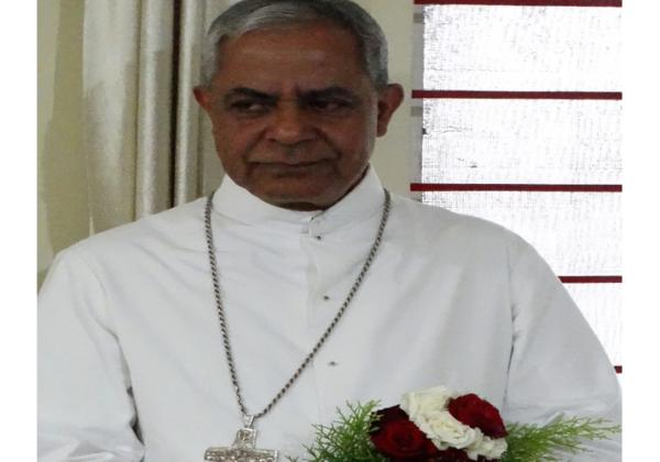Visit of Archbishop J. Moolachira