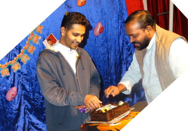Birthday of Fr. Bitaju and Farewell to Fr. Augustine