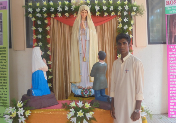Rosary Exhibition