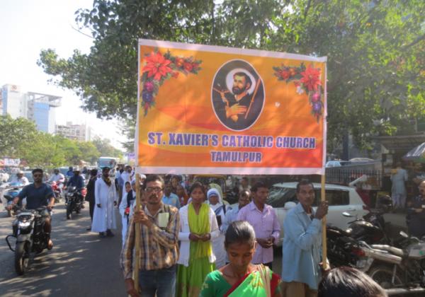 Eucharist Procession