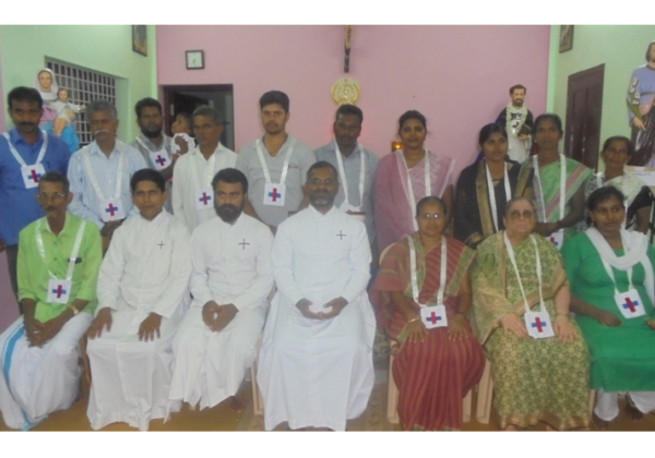 Feast of Our Founder and Reception to Third Order