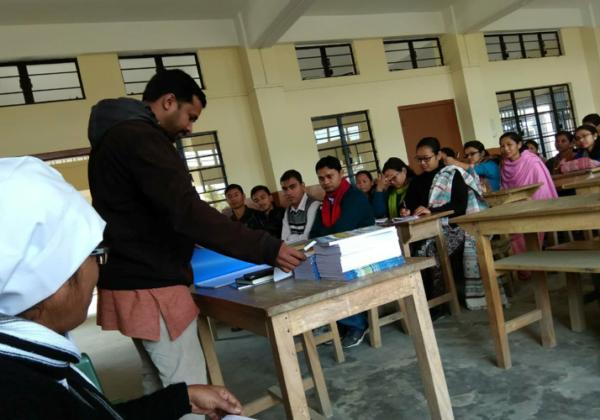 Orientation Program for Teachers