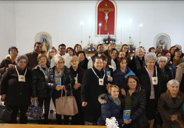 Admission to the Third Order Laity