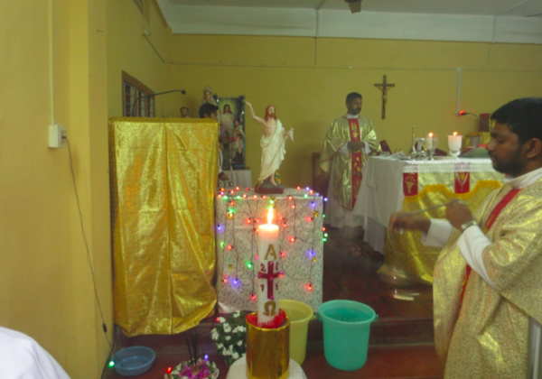 Easter Vigil Celebrations