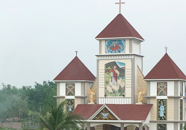 Blessing and Opening of St. Xavier's Church, Tamulpur