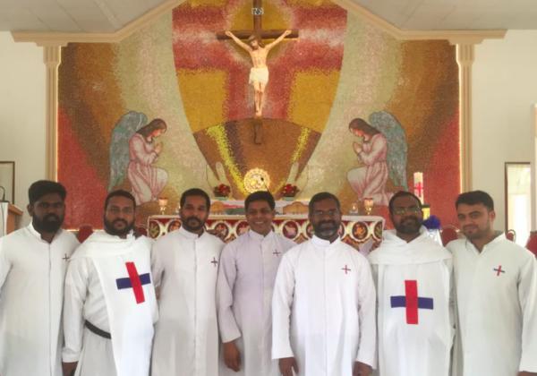 Arrival of Trinitarian Friars