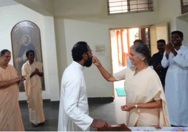 Birthday of Fr. Xavier