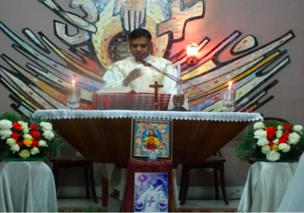 Titular Feast of the Vice-Province