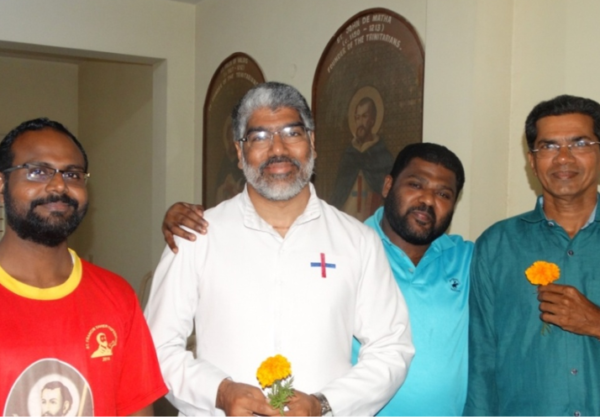 Welcome to Fr. Roy Kalachalil