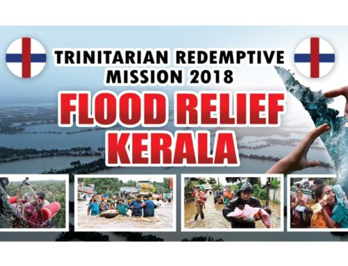 Kerala Flood relief works