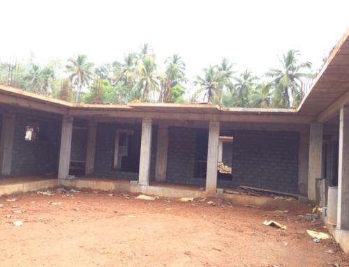 Mercy Home work progress