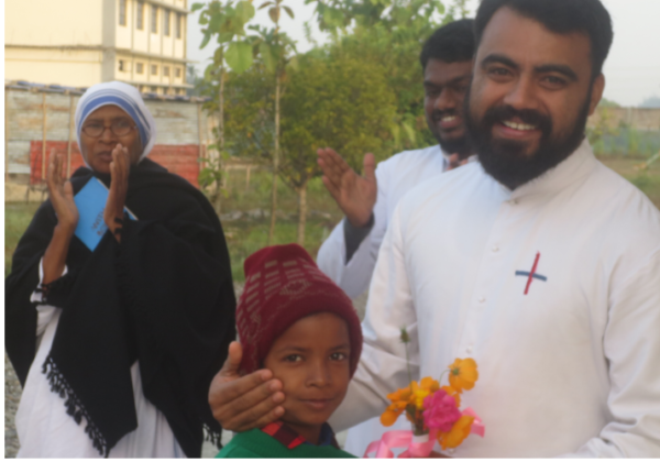 Welcome to Fr. Meby Varghese