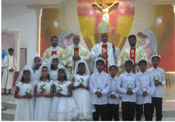 First Holy Communion and Confirmation