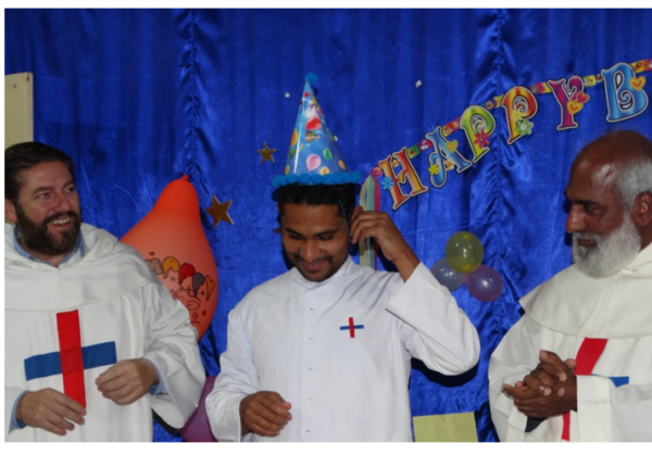 Happy Birthday to Fr. Bitaju