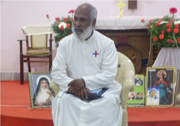 Pastoral Visitation by Father General