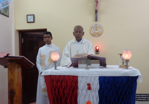 Welcome to Bishop John T. Kattrukudiyil