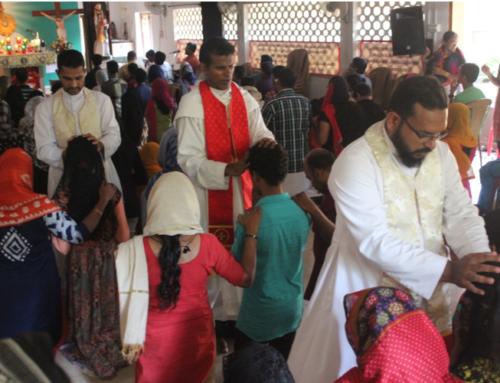De Matha Spiritual Center April 2019