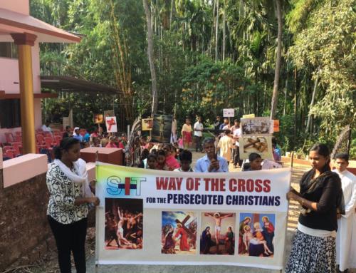 SIT Way of the Cross @ Kasargod April 2019