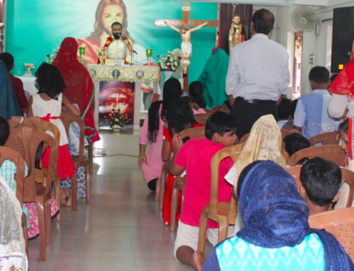 De matha Spiritual center