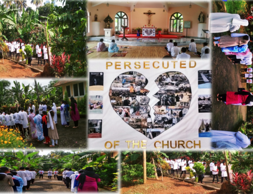 prayer for persecuted Christians