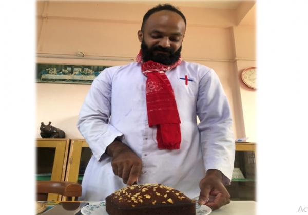 Happy Birthday Fr. Diljo Achandy