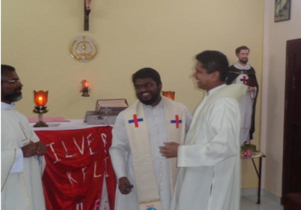 Installation of the New Minister Conventual