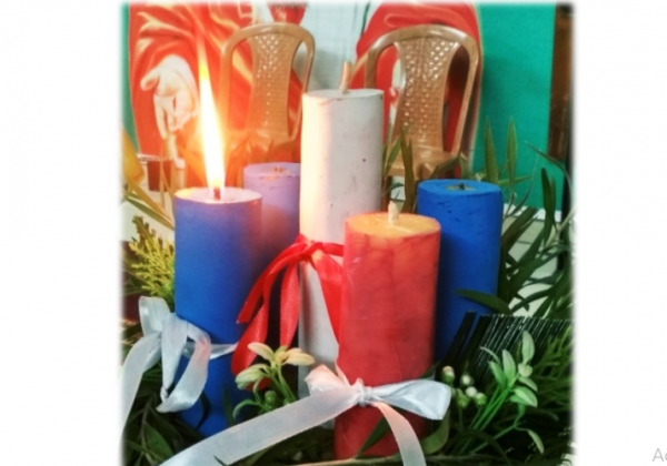Advent Candles!