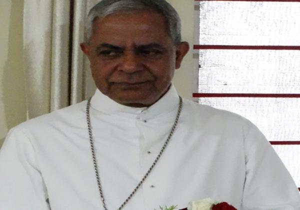 Welcome to Most Rev. John Moolachira