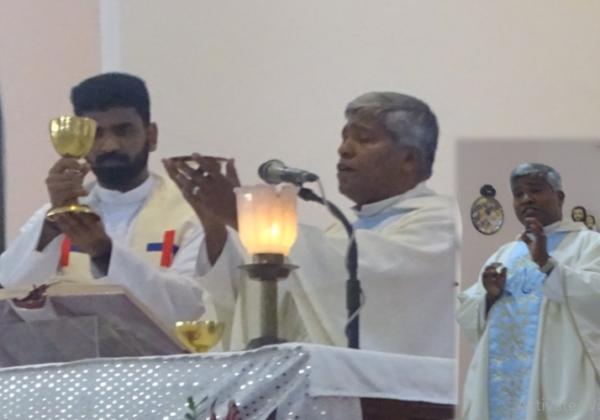 Welcome to Fr. Francis KA