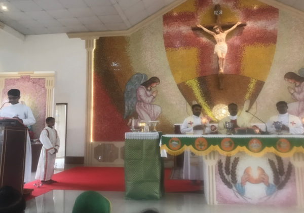 Feast of St. John Baptist of the Conception