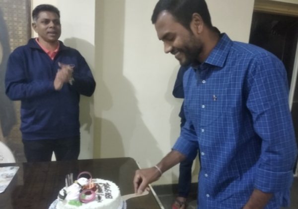 Happy Birthday Bro. Sushil Singh