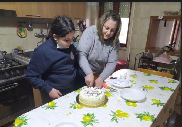 Happy Birthday Antoniella