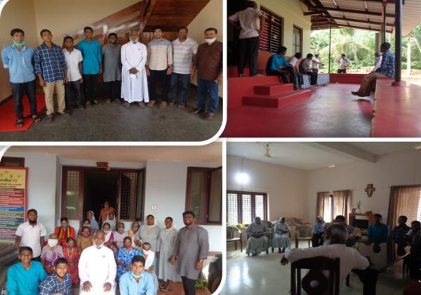 Visit to Neighbouring Religious Communities