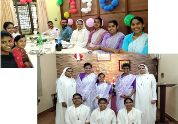 Foundation Day and Entrance to Postulancy