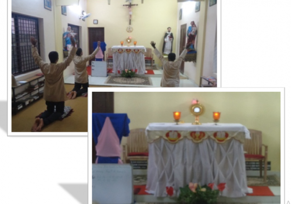 Day of Recollection and Adoration
