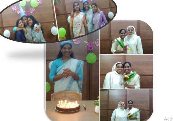 Happy Birthday Nilu!