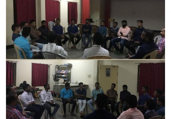 Gathering and Sharing