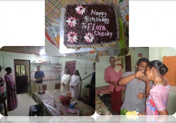 Happy Birthday Mrs. Flora!