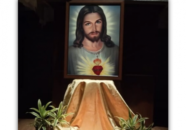 Solemnity of the Sacred Heart of Jesus