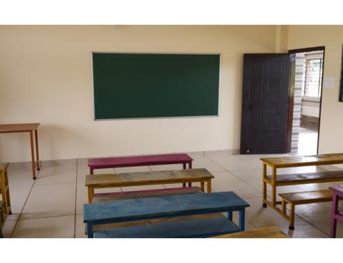 DeMatha School – class room
