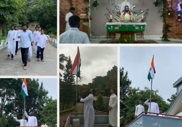 Independence Day and Assumption of BV Mary