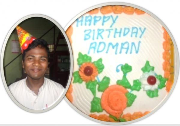 Happy Birthday to Bro. Adman